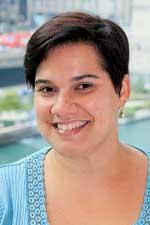 Rebecca Michels Halloran.
