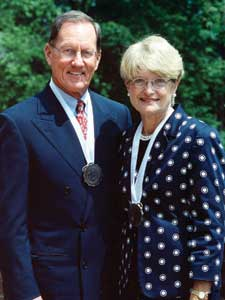 Vaughn and Nancy Bryson.