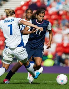 Tobin Heath '10