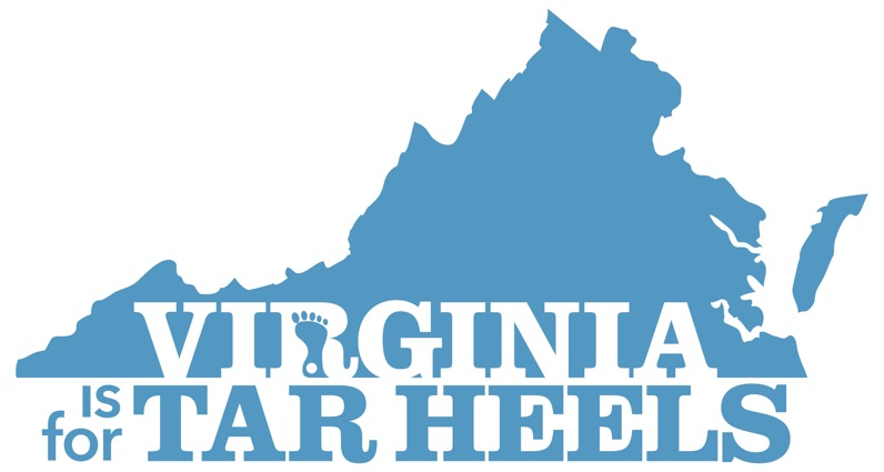 Virginia is for Tar Heels