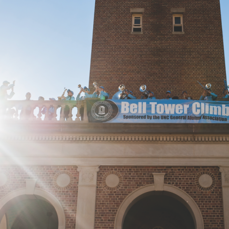Chapel Hill: Climb the Bell Tower Before Pitt
