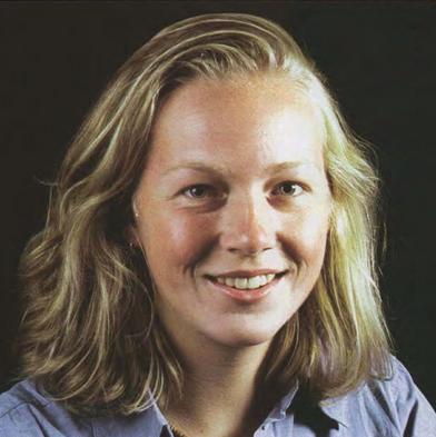 Kate Harris.