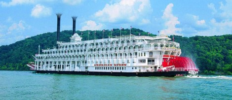 2015 Cruising the Mighty Mississippi aboard the American Queen