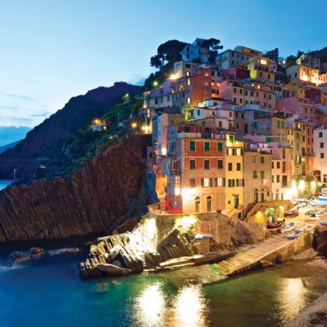 2015 Walking Northern Italy & Cinque Terre