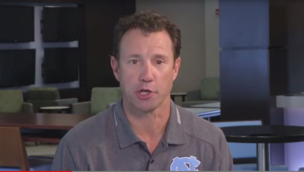 Coach Larry Fedora - Virginia is for Tar Heels