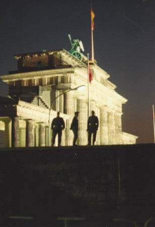 When the Berlin Wall Came Down