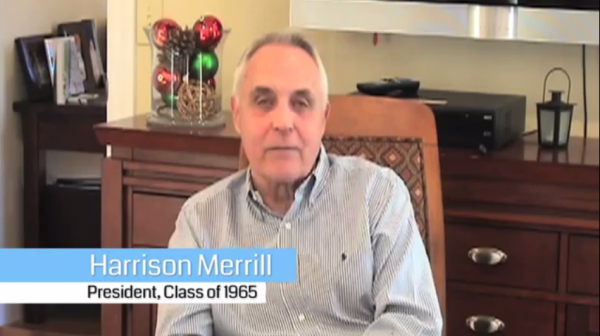 UNC Class of 1965 Habitat Support Message