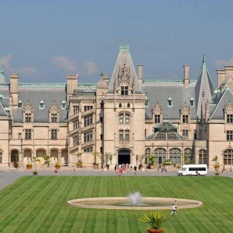 N.C. History Series: Biltmore Estate - Available Sept. 22-Oct. 6