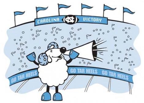 Carolina Clubs: UNC vs. South Carolina Game-Viewing Parties