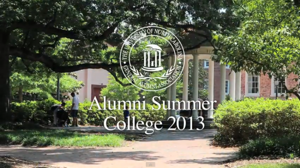 Alumni Summer College - 2013