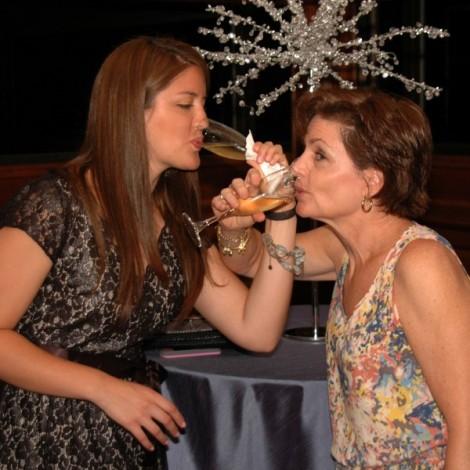 Senior Champagne and Dessert Reception