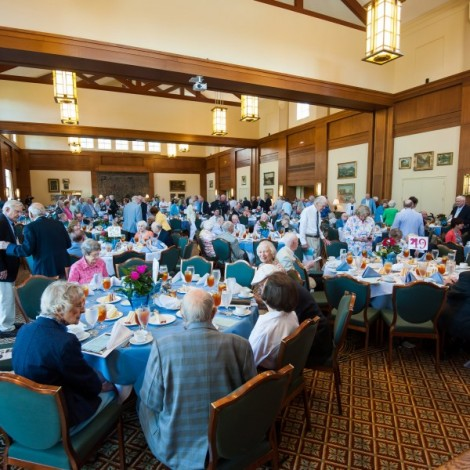 Old Students Club Luncheon