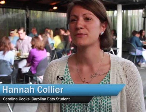 'Carolina Cooks, Carolina Eats' Teaches Students about N.C. Food