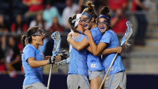 UNC Teams Finish Fifth in Directors' Cup