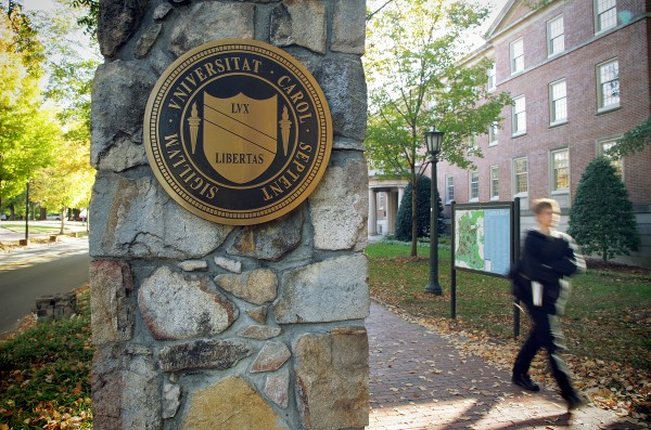 Reuters Ranks UNC No. 9 in Innovation