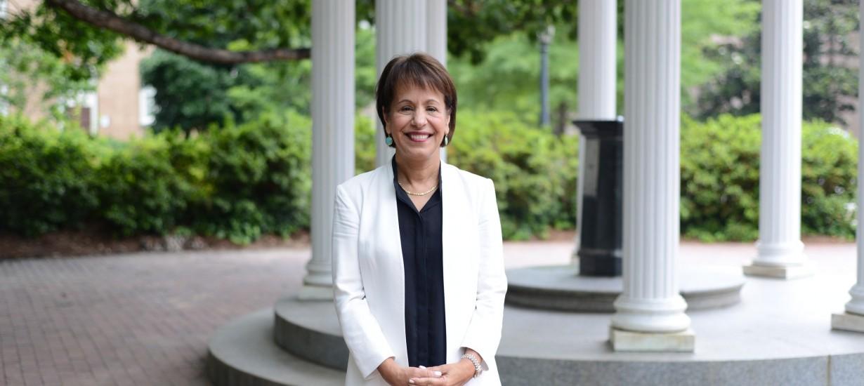 Chancellor Carol L. Folt