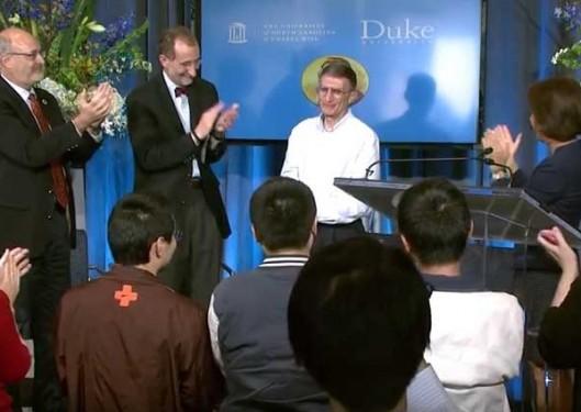 Celebrating a Nobel