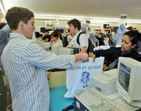 UNC Considering Taking Student Stores Private