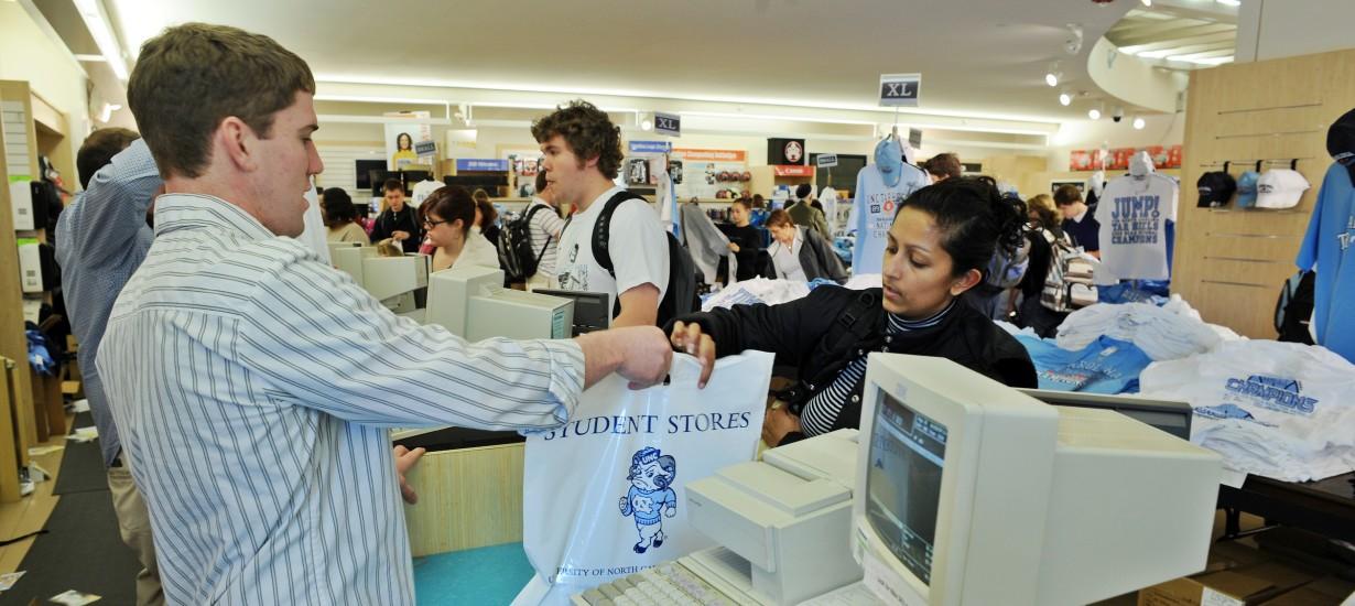 UNC's Student Stores