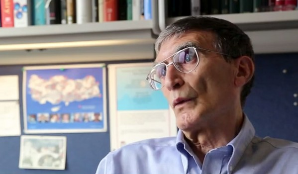 The man behind the Nobel