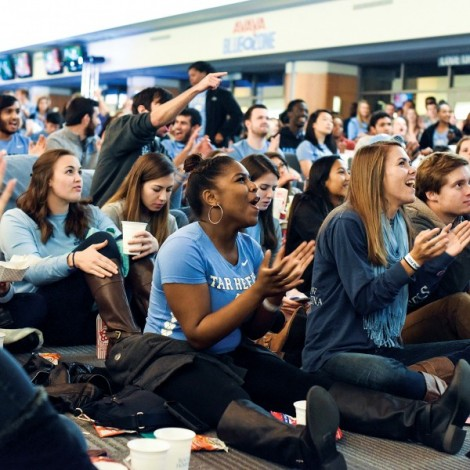 Raleigh: UNC vs. Louisville Game-Watch Party
