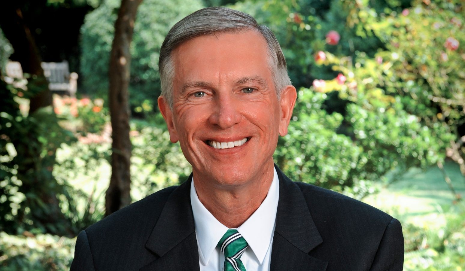 Thomas Ross '75 (JD), former president of the UNC System. (UNC photo)