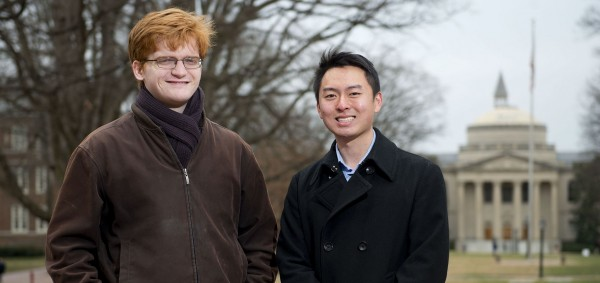 Two Named Gates Cambridge Scholars for 2016