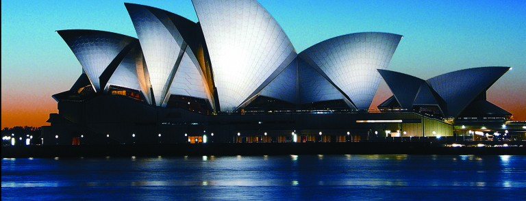Australia_Sydney Opera House - print size