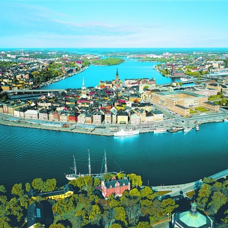 2017 Changing the Tides of History: Cruising the Baltic Sea