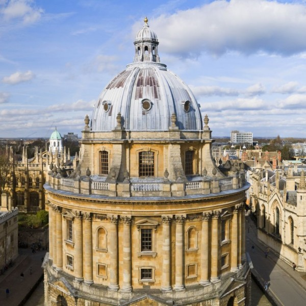 Oxford's Radcliffe Camera. (iStock / Photo by John Woodworth)