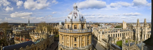 Alumna's Scholarship Fulfills a Dream: To Study in Oxford