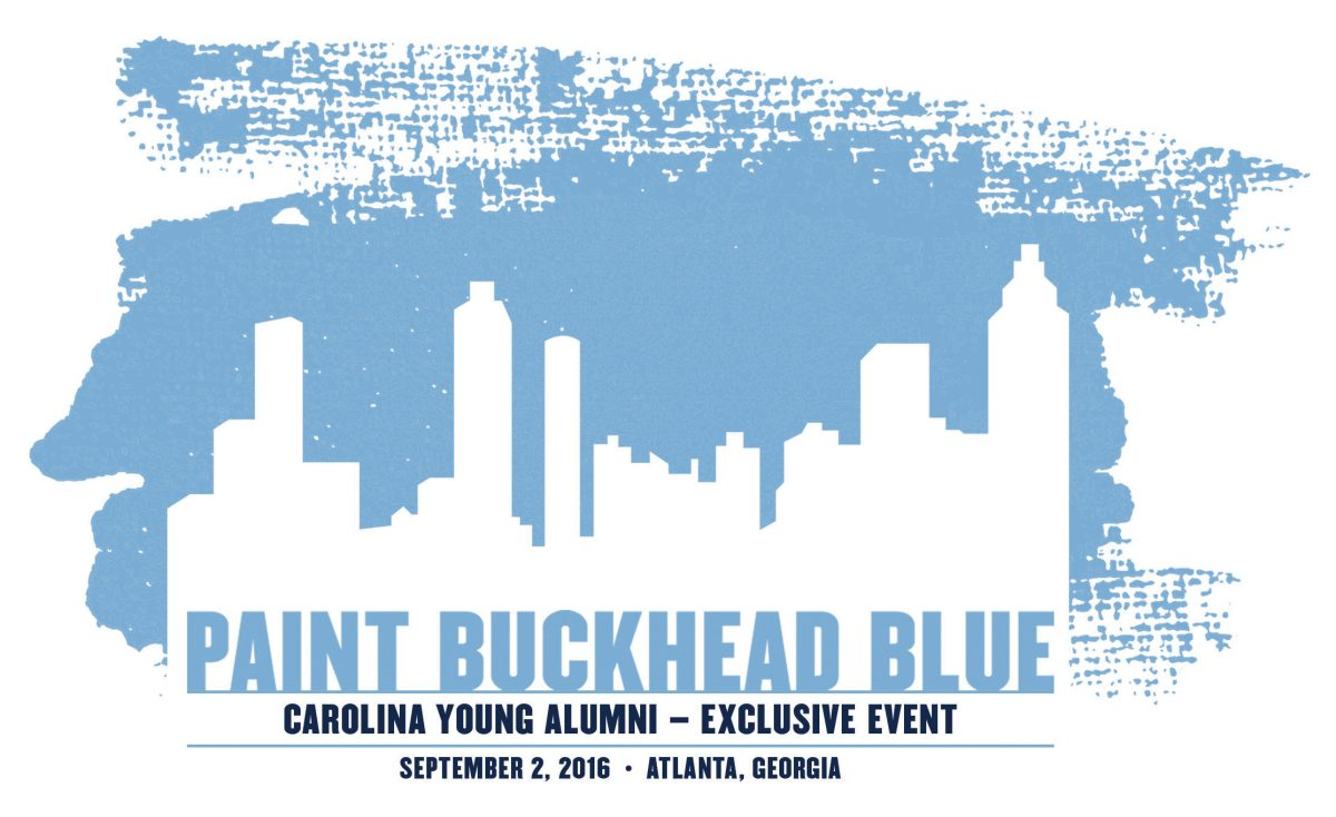 Paint Buckhead Blue Logo