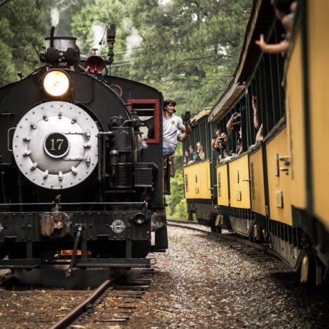 Carolina Santa Train