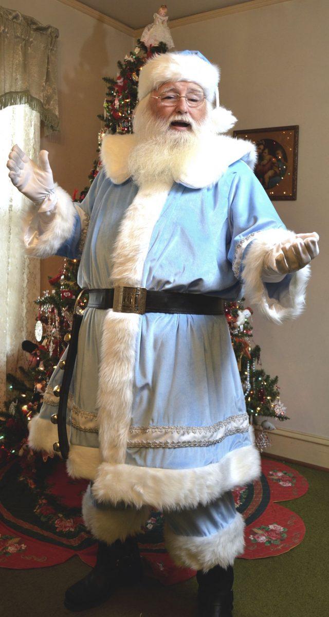 SantaStanding