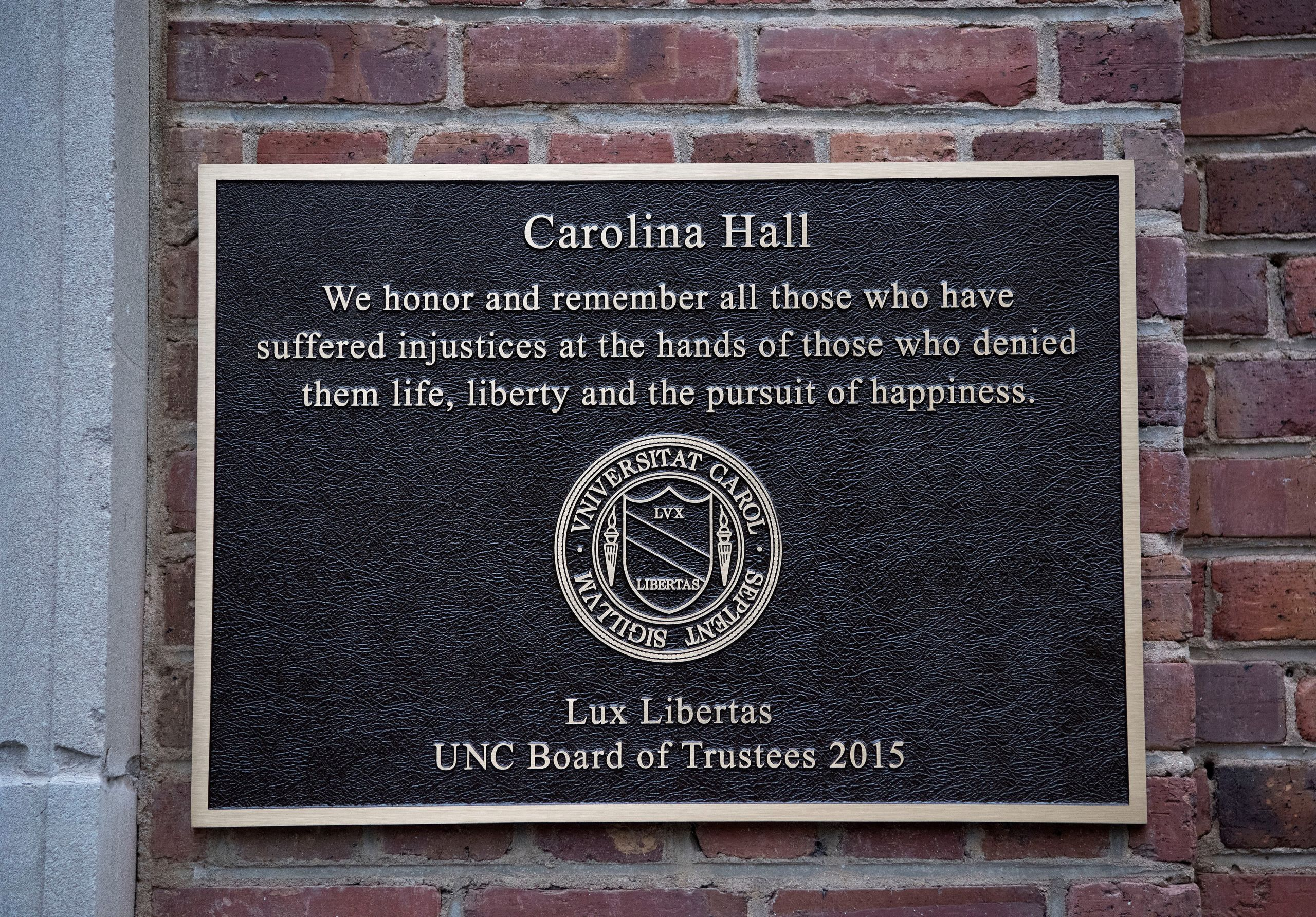 (UNC photo by Jon Gardiner '98)