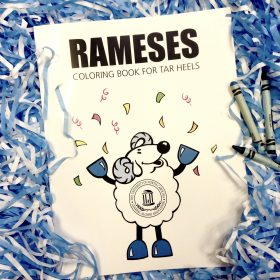 Rameses Coloring Book