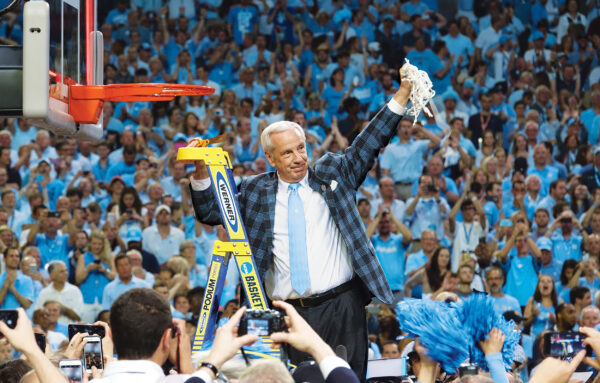 No Foolin': Roy Williams Steps Away From Coaching