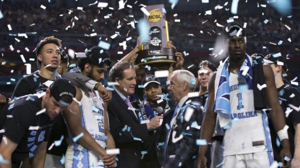 Redemption Tour Ends as Heels Win NCAA Title
