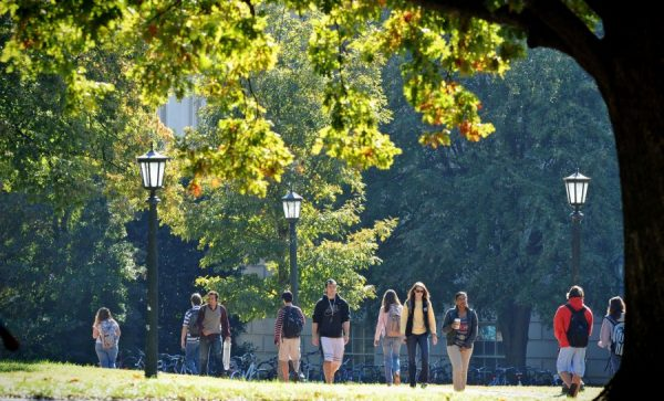 UNC Will Match $1 Million Prize to Aid Low-Income Students