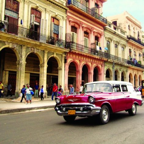 2018 Cuba by Land and Sea