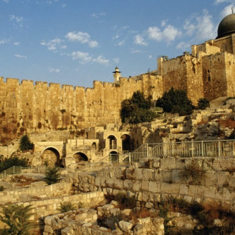 2018 Israel Timeless Wonders
