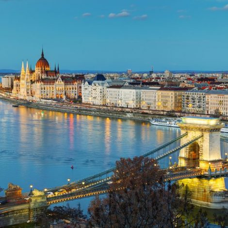 2018 Cruise the Heart of Europe