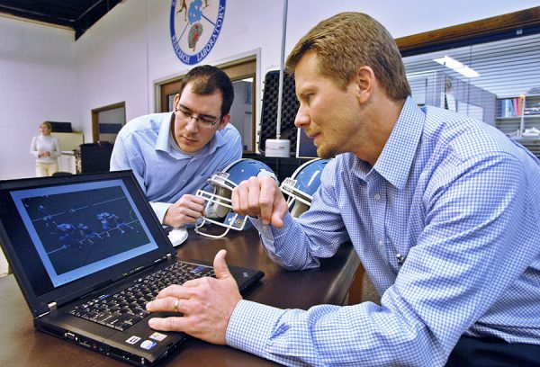 UNC to Co-Direct Study on Sports Concussion Rehab