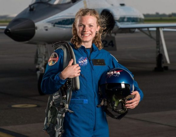 Tar Heel Selected for NASA's New Astronaut Class