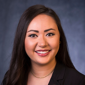 Elizabeth Adkins UNC-Chapel Hill Student Body President 2017-2018.