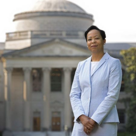 New University Librarian Comes From Michigan