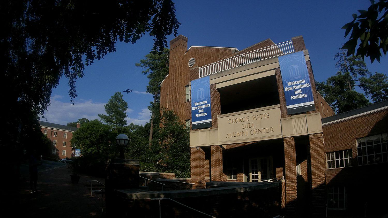 Alumni Building 2017