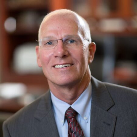 Blouin to Step Down as Provost, Return to Faculty