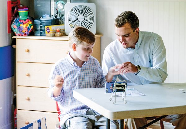 Autism Research Comes Together in New Center