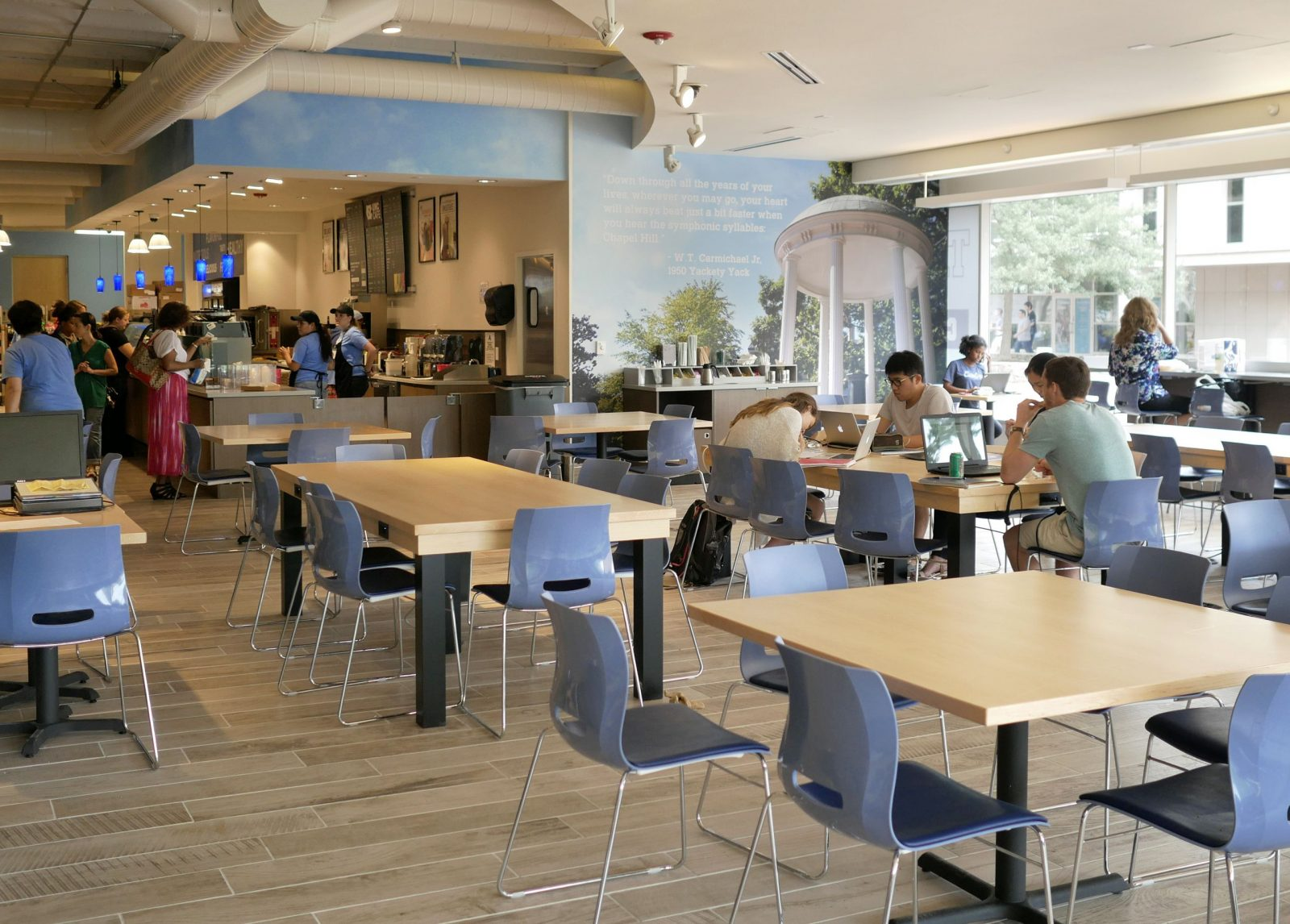 Student Stores cafe